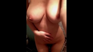 Asian Girl Showing Off Her Great Body