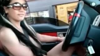 Pinay Scandal at Jollibee Drive-thru NUDE Big Tits Filipina Sex Prank