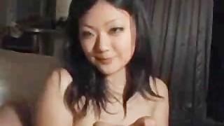Big boobs Asian GF fucks great