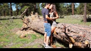 Je baise une petite brune en forêt – couple amateur français Sextwoo –