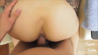 Telari Love gets big cock inside of pussy