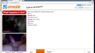 two hot young teens want big cock on omegle