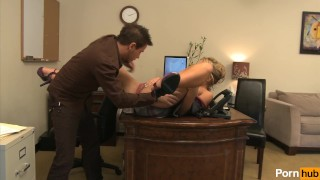 my boss is a cougar – Scene 5