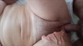 60 Year Old Granny Loves Cock – Homemade