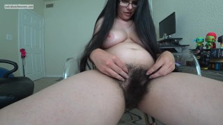 REAL HAIRY PUSSY