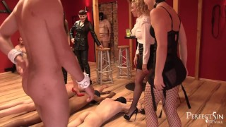 Mistresses' Party – Goddesses Need To Relax After Hard Day