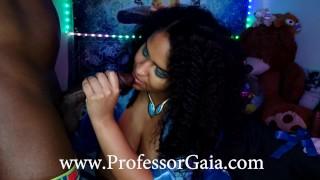 One of Those messy Cumshots you gotta watch again twitter @professor_gaia