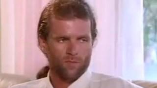 Rare Teen footage 80's Retro Lisa Ann Facial