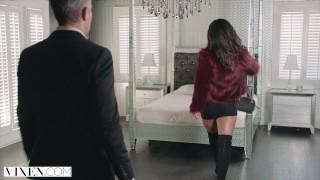 VIXEN Teanna Trump Has AMAZING Passionate Sex