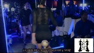 cardi b & Nicki Minaj flashing pussy & more